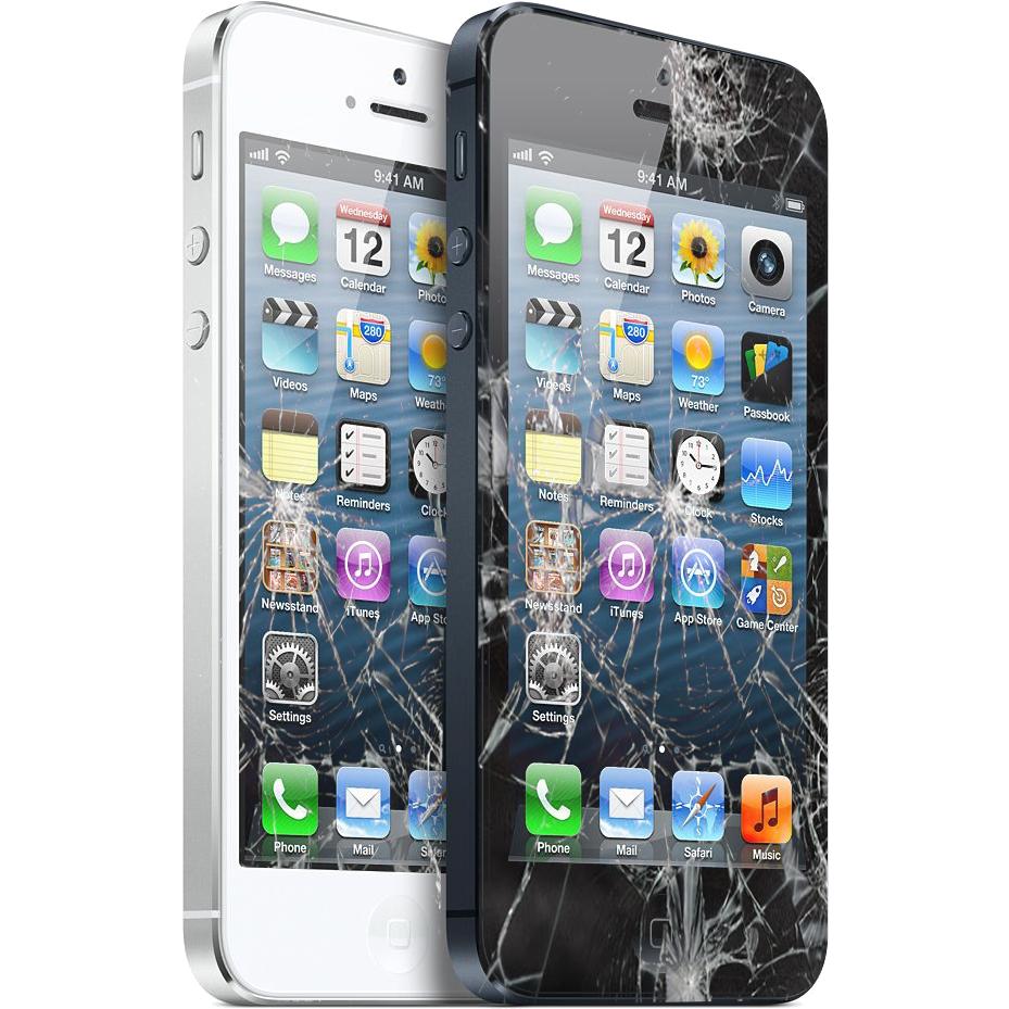 Laga iphone 7 skärm växjö